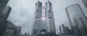 Crystal-projects-the-Wall-Kingsglaive-FFXV