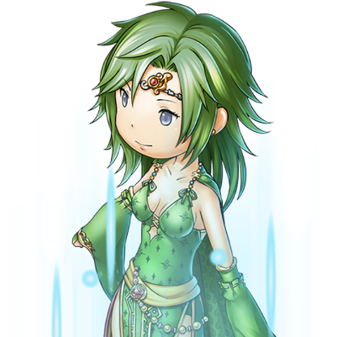 Summoner Rydia.