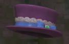 LRFFXIII Lady's Silk Hat