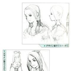 Arte conceitual por Akihiko Yoshida.