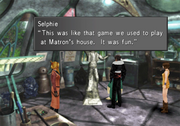 Selphie talks about her childhood from FFVIII Remastered