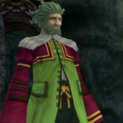 Tromell in <i>Final Fantasy X</i>.