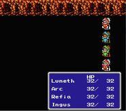 Victory FFIII NES