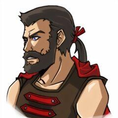 Zangan's portrait in <i><a href=