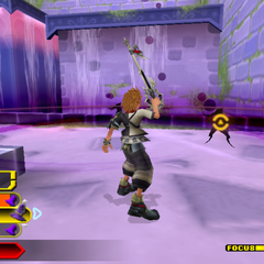 <i>Kingdom Hearts Birth by Sleep</i>.