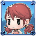 DFFNT Player Icon Oerba Dia Vanille PFF 001