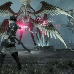 Garuda is immune to the Death spell.