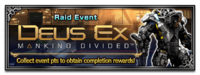 FFBE Event Deus Ex Mankind Divided