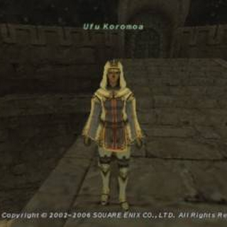 Ufu Koromoa