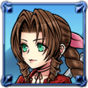 DFFNT Player Icon Aerith Gainsborough DFFOO 001