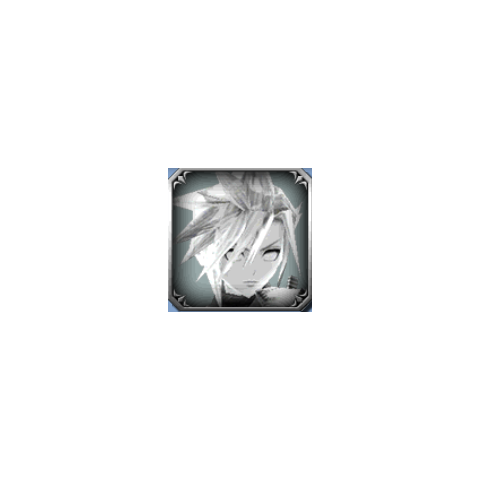 Enemy icon of Cloud's Manikin.