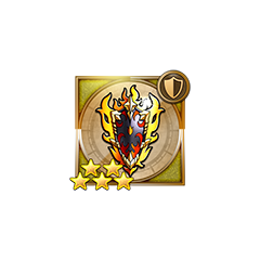 Flame Shield in <i>Final Fantasy Record Keeper</i> [FFII].