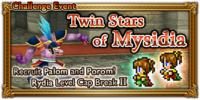 FFRK Twin Stars of Mysidia Event