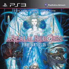 Обложка коллекционного североамериканского издания для PS3.