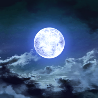 Moon in <i>Final Fantasy XIV</i>.