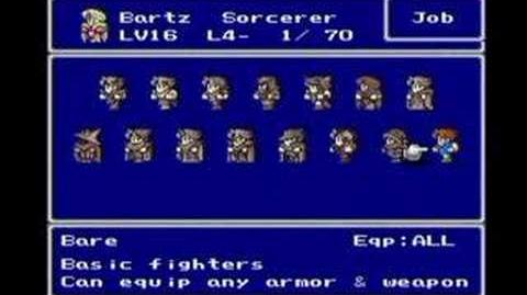 History of Final Fantasy - FF IV to VI