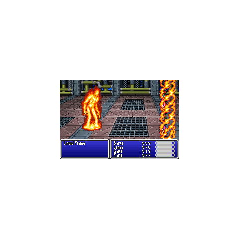 Blaze.