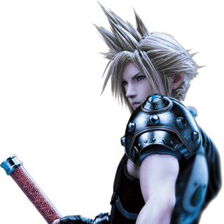 CG render from <i>Dissidia 012</i>.