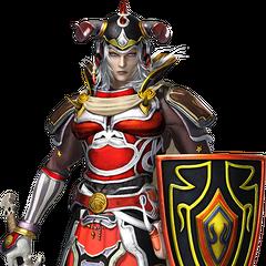 Knight in Shining Armor II.