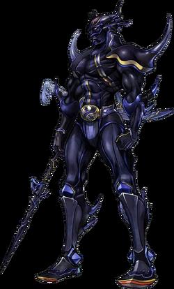 Dissidia Dark Knight