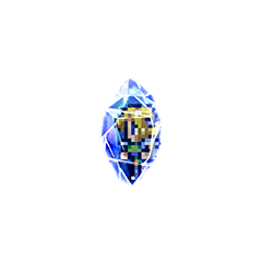 Celes's Memory Crystal.