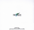FFVII OST Booklet2