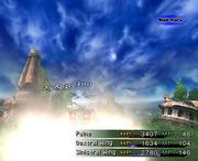 FFX-2 Sonic Storm