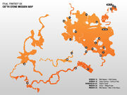 FFXIII ArchylteSteppe YaschasMassif Map