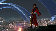 FFX HD Auron Over Zanarkand