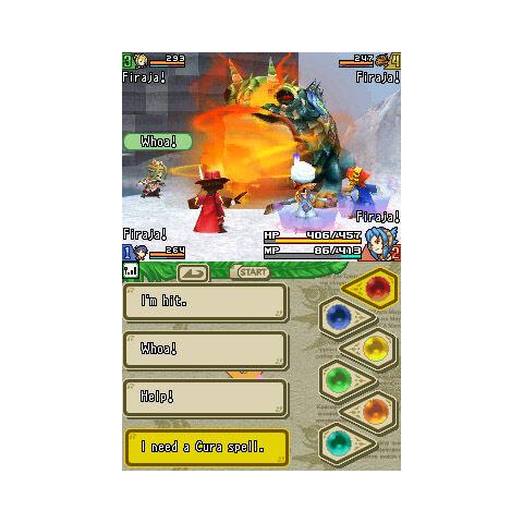 Nintendo DS version.
