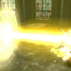 Light Pillar.