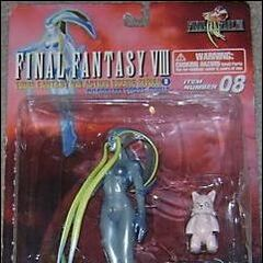 Carbuncle action figure packaged with <a href=
