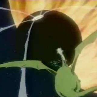 Deathgyunos draws upon cosmic energies.