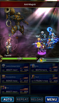 FFBE Anti-Magick