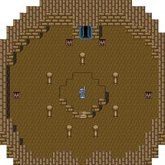 The seventh floor of Doom Castle.