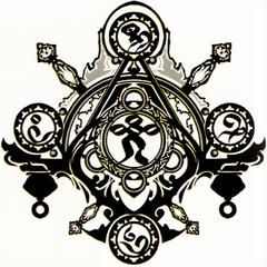 Zanarkand Dome's glyph.