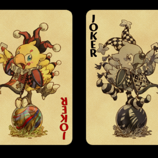 Chocobo deck