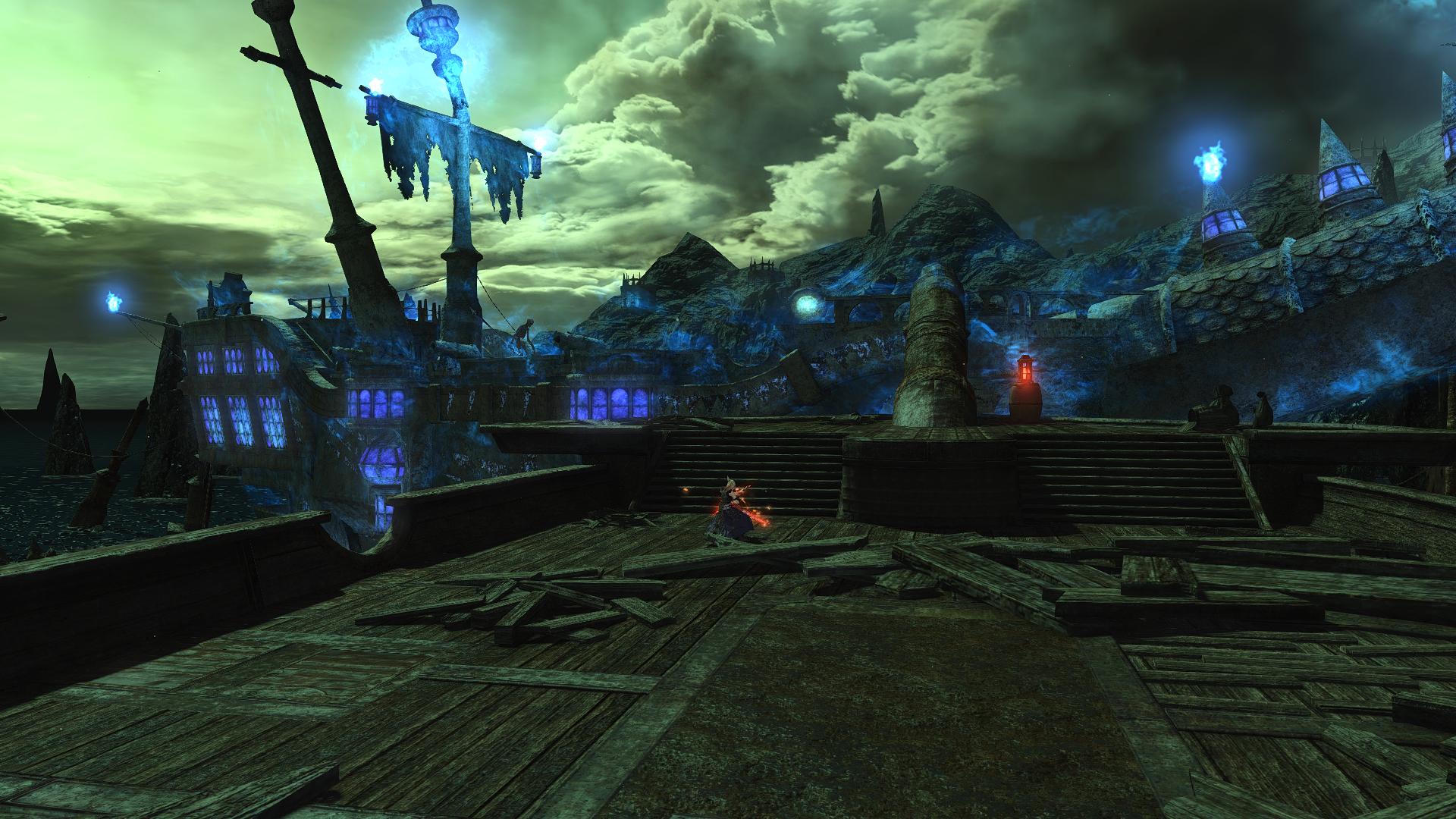 Sirensong Sea | Final Fantasy Wiki | FANDOM powered by Wikia
