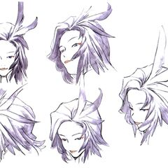 Kuja Faces.