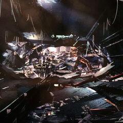 Sector 6 Slums.