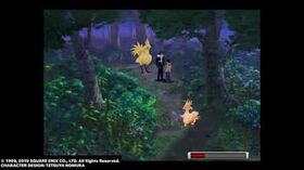 The Forest of Solitude FINAL FANTASY VIII Remastered-0
