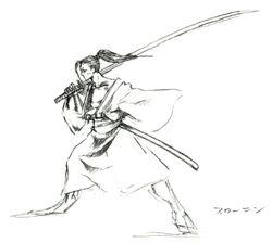 Yojimbo FFV Art
