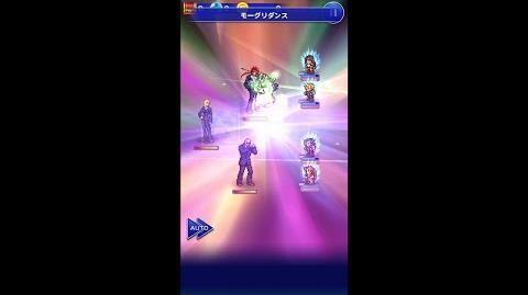 【FFRK】ケット・シー必殺技『モーグリダンス』
