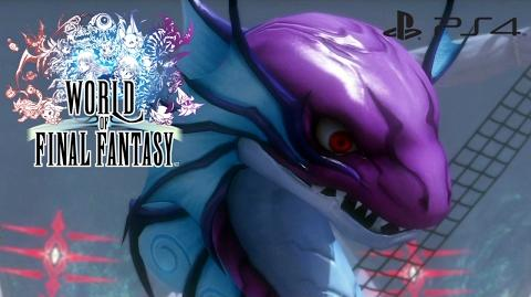 【WOFF】 ワールド オブ ファイナルファンタジー - サンダーストーム World of Final Fantasy - Thunder Storm