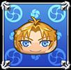 DFFNT Player Icon Tidus Tsum 001