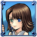 DFFNT Player Icon Yuna DFFOO 001