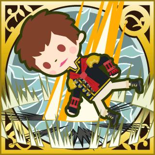 <i>Final Fantasy Airborne Brigade</i> (SR+ Legend).