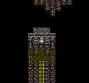 FFIII NES Hidden Passage
