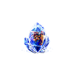 Red XIII's Memory Crystal II.