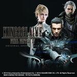 FFXV Kingsglaive Soundtrack PSN